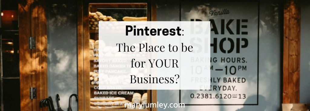 Pinterest: The Place To Be For Your Business?