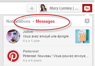 Business: Comment profiter de la nouvelle messagerie Pinterest ?