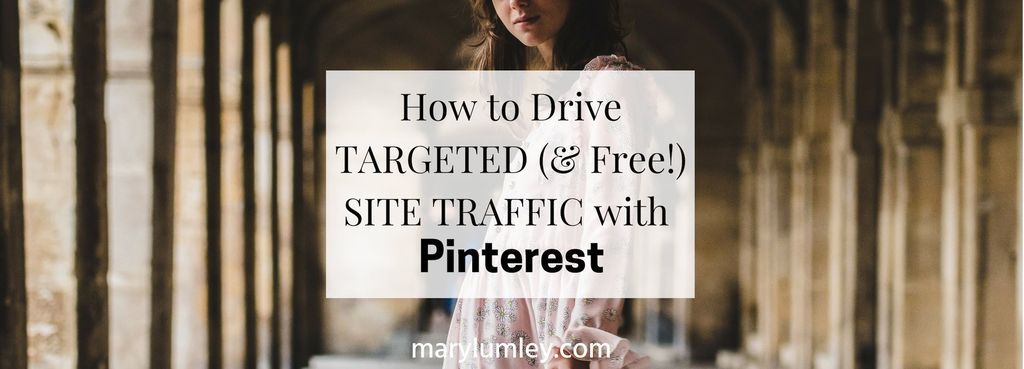Build a Pinterest Page that Drives TARGETED (& Free!) SITE TRAFFIC. Learn how to build a PERFECT Pinterest page that attracts your ideal client and sends highly targeted traffic to your website. #ExpertPinterest #PinterestForBusiness #PinterestMarketingTips #Pinterest