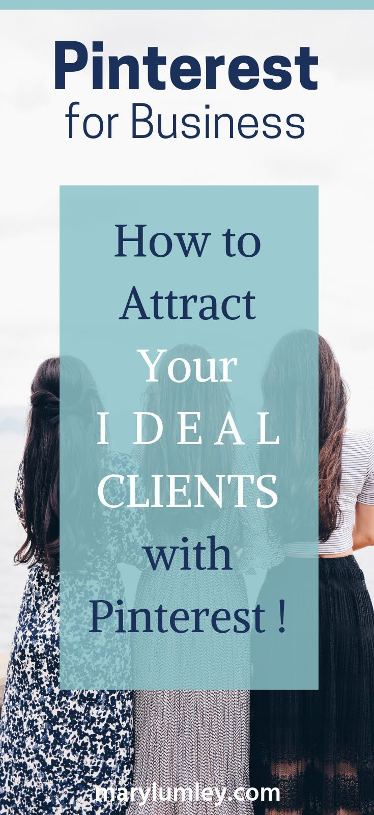 ATTRACT YOUR IDEAL CLIENT – HOW TO GROW YOUR TRIBE ON PINTEREST! – As a business owner you want to attract pinners that are interested in your product or service. So how do you go about attracting the right kind of followers? Read on to find out!