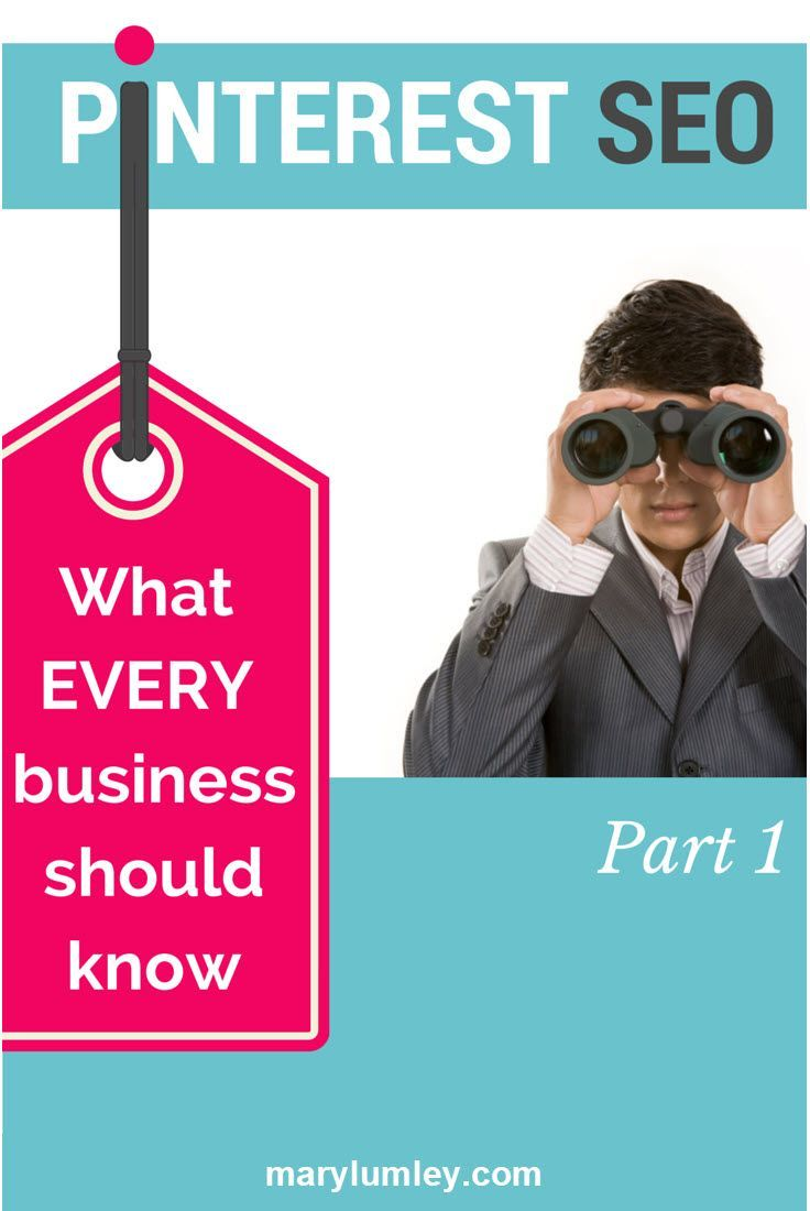 What Every Business Should Know About Pinterest SEO - Part 1 - Not only are more and more people using Pinterest as an inspirational search engine, Search is also an integral part of the Pinterest business strategy. Recently, Pinterest partnerships manager Sandy Diao announced that Interests feeds will be one of their top priorities. If you have a Pinterest business account and you want to make sure your pins get found, read on and find out what every business should know about Pinterest SEO. Chances are that you will even improve your Google results, because Google is kind to Pinterest.