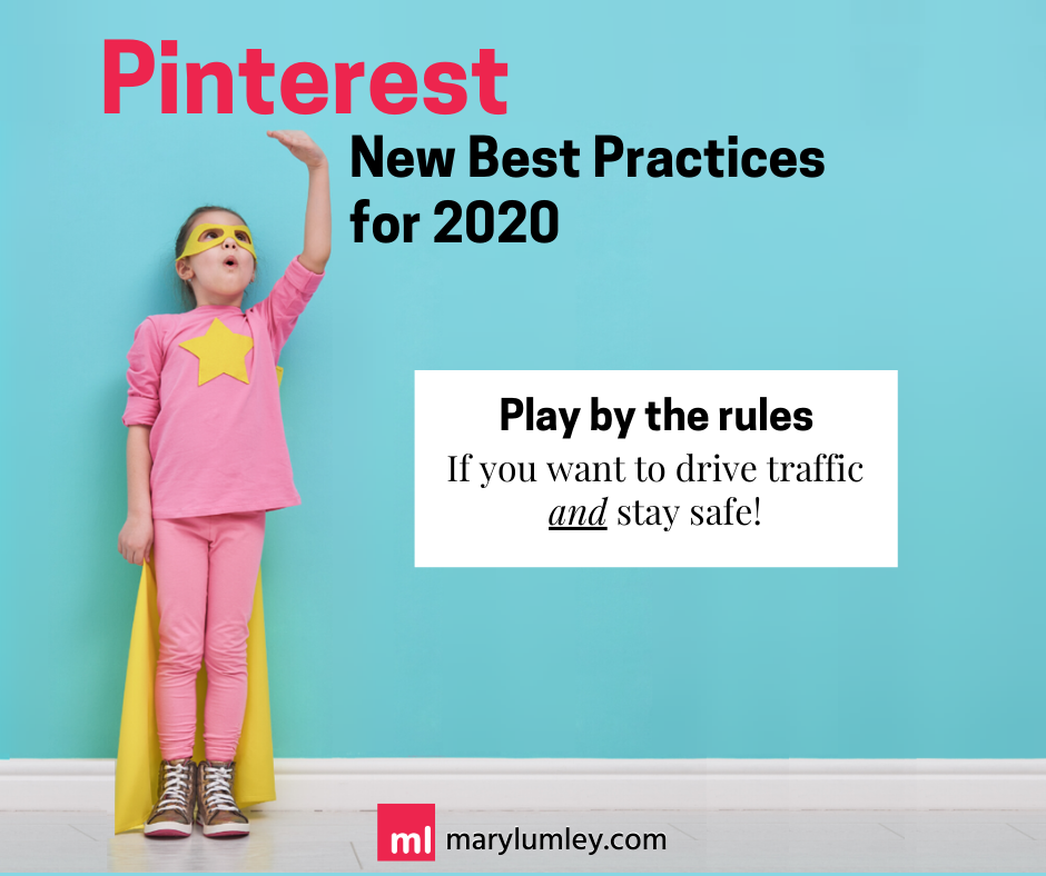 Pinterest Best Practices 2020